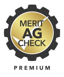 Merit Ag Check Premium Logo