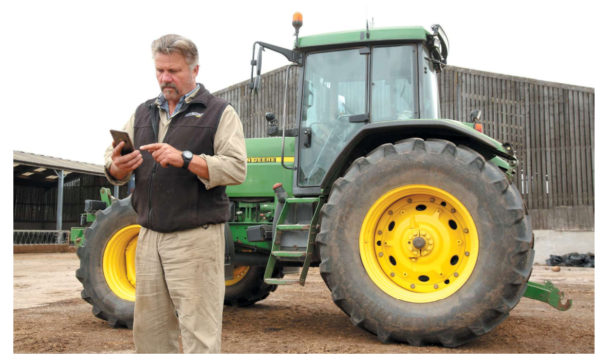 Farm Machinery Journal MeritAgCheck app review